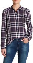 Mavi Jeans Nine Iron Checked Shirt