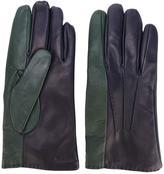 Paul Smith colour block gloves