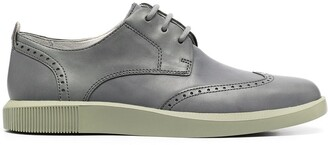 Camper Bill perforated lace-up shoes