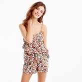 J.Crew Camisole pajama set in Liberty® Thorpe floral