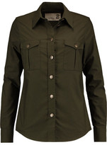 Eight Cotton-Twill Shirt