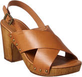 Kenneth Cole Reaction Log Cabin Leather Sandal