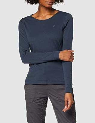 Fjallraven Övik Long Sleeve Top W - Women's T-Shirt, Womens
