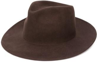 Etro Classic Fedora Hat