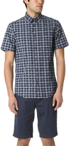 Ben Sherman Short Sleeve Mod Check Shirt