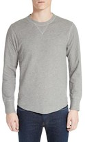 Todd Snyder Double Knit Long Sleeve Sweater