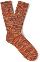 Anonymous Ism - Cotton-blend Socks