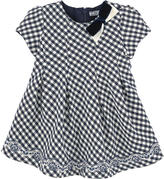 Mayoral Gingham dress and matching bloomers