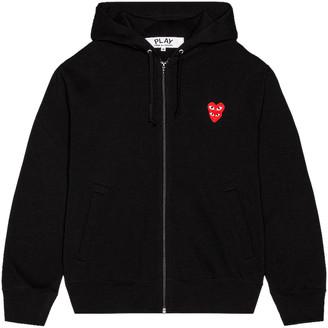 Comme des Garcons Sweatshirt in Black | FWRD