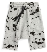 Nununu Toddler Boy's Splash Oversize Shorts