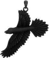 Summit Raven Pendant - Collectible Medallion Necklace Accessory Jewelry