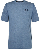 Under Armour Threadborne Mélange Jersey T-shirt - Blue