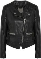 Muu Baa Muubaa Surko leather biker jacket