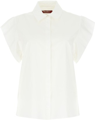 Max Mara Short Sleeve Shirt