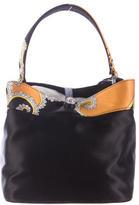 Emilio Pucci Satin Handle Bag