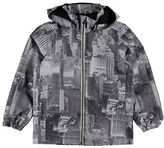 Name It Cityscape Windbreaker Jacket