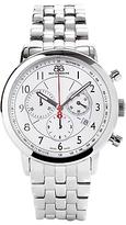 88 Rue du Rhone 87WA120044 Men's Chronograph Bracelet Strap Watch, Silver