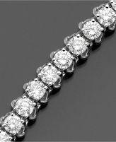 Diamond Bracelet, 14k White Gold Diamond (6 ct. t.w.)