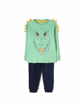 ZIPPY Boy's Pijama De Dinosaurio Zy Pyjama Sets