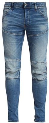 G Star Slim Reinforced Knee Jeans