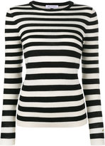 Bella Freud Skinny Minnie striped jumper