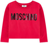 Moschino Short logo T-shirt