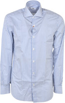 Barba Pinstriped Shirt