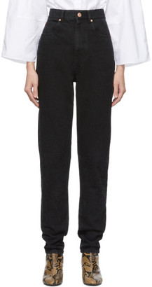 Isabel Marant Black Dustin Jeans