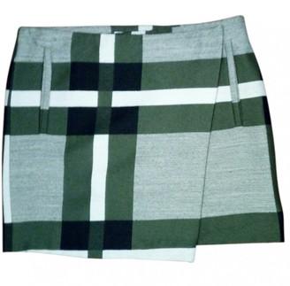 MSGM Khaki Skirt for Women