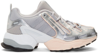 adidas Grey EQT Gazelle Sneakers