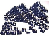 FindingKing 144 Earring Boxes Bowtie Gift Wrap Jewelry Displays