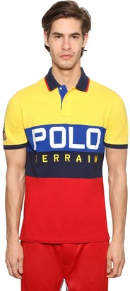 Polo Ralph Lauren Cotton Pique Polo