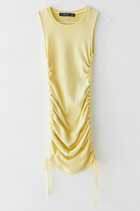Lioness Ruched Mini Dress