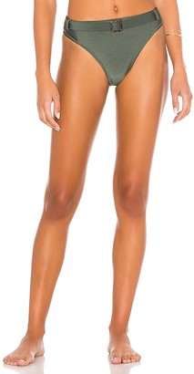 LnA Sorrento Belted Bikini Bottom