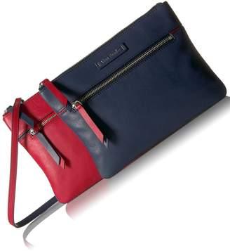 Vera Bradley Leather Red/navy Duo
