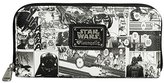 Loungefly SW Black and White Comic Wallet