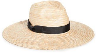 LACK OF COLOR The Spencer Wide Fedora