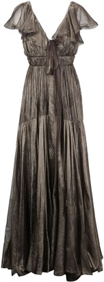 Maria Lucia Hohan Pleated Dress