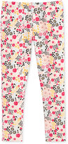 Epic Threads Mix and Match Woodland Floral-Print Leggings, Little Girls (4-6X), Created for Macy's