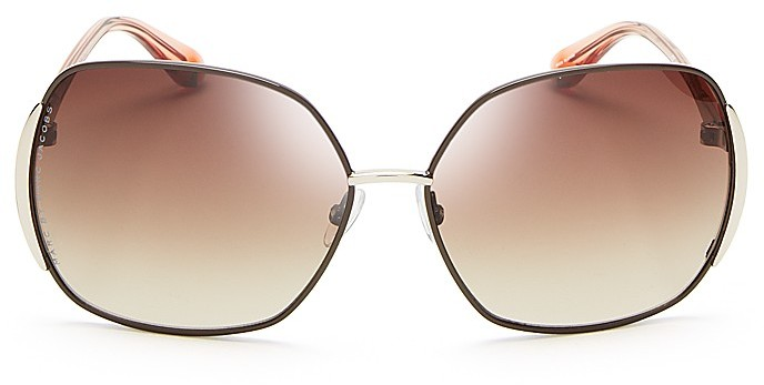 Marc by Marc Jacobs Oversized Square Sunglasses, 61mm