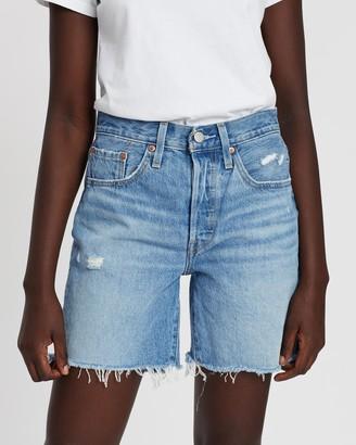 Levi's 501 Mid-Thigh Shorts