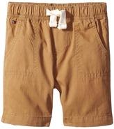 Tommy Hilfiger Porkchop Pocket Jogger Shorts (Infant)