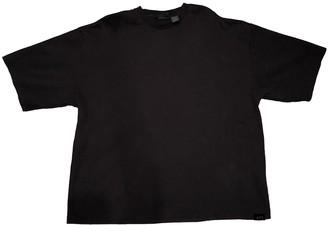 FENTY PUMA by Rihanna Black Cotton Top for Women