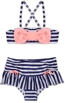 Hula Star 'Ships Ahoy' Two-Piece Swimsuit (Toddler Girls & Little Girls)