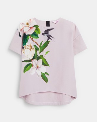 Ted Baker Opal Printed T-shirt