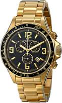 Oceanaut Men's OC3327 Baltica Analog Display Quartz Gold Watch