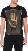 Religion High Five Tee