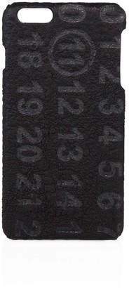 Maison Margiela Military Leather iPhone 7 Plus Case