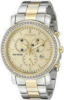 Citizen Drive From Eco-Drive Women's FB1412-52P AML Watch