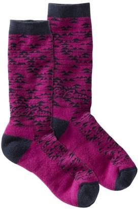 L.L. Bean L.L.Bean Campside Wool Sock Women's